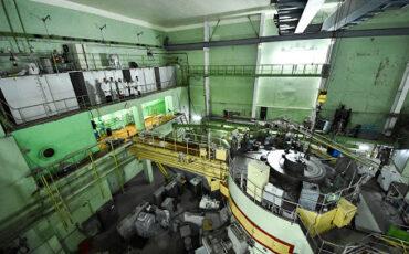 Выполнено обследование исследовательского ядерного реактора ВВР-М ИЯИ НАН Украины.